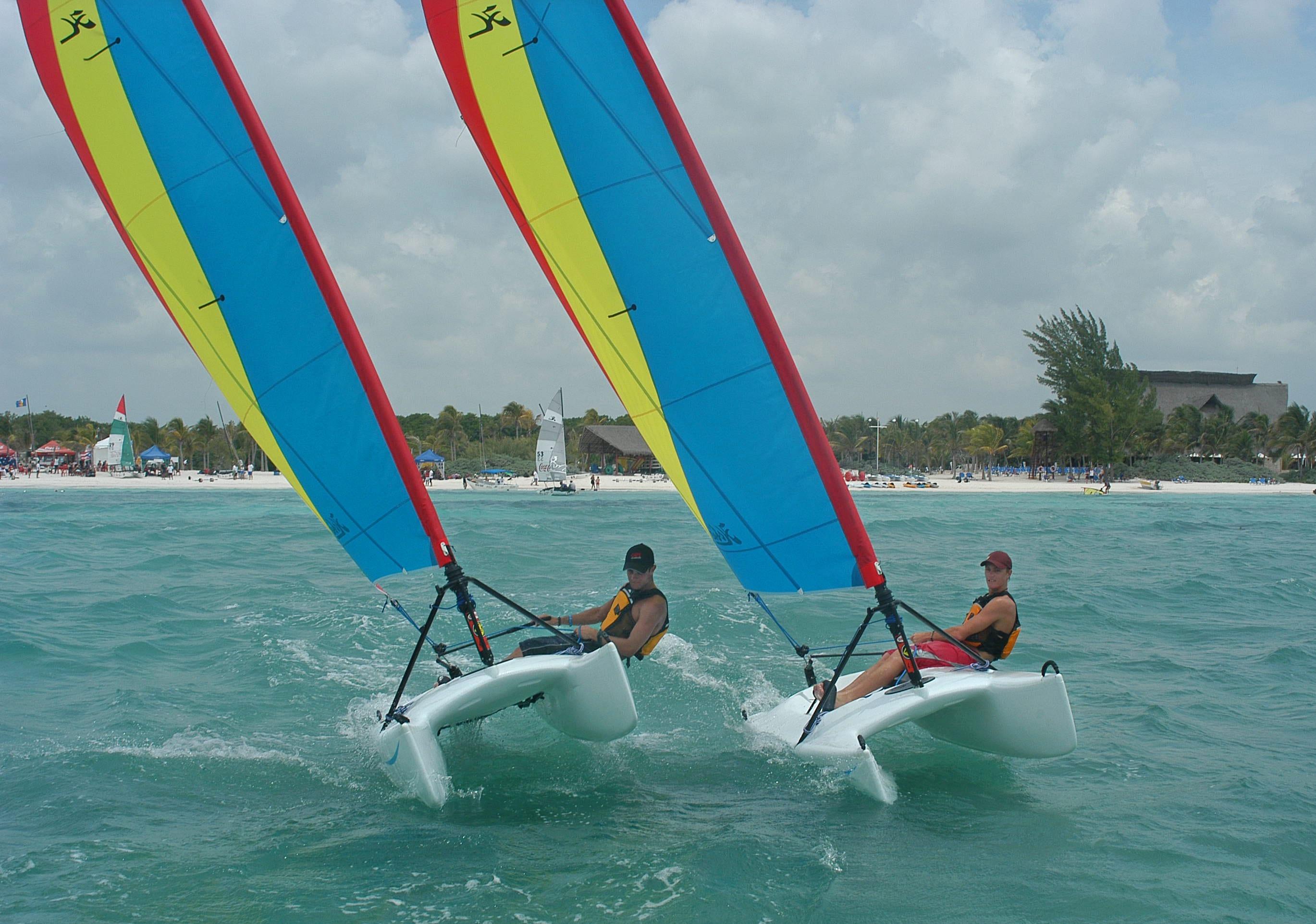 Used Sailboats For Sale >> Hobie Bravo - Hobie Centre
