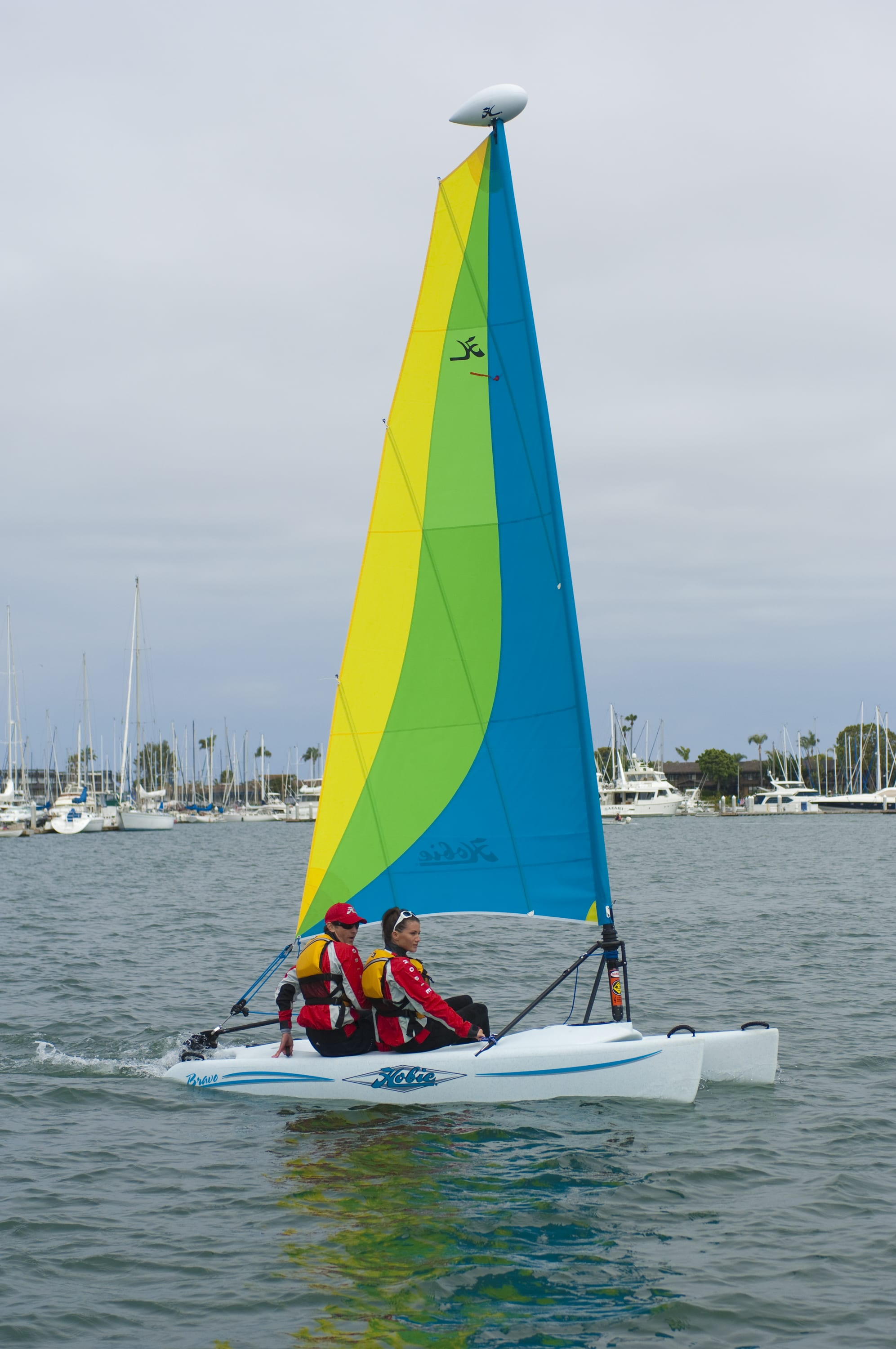 Used Sailboats For Sale >> Hobie Bravo - Hobie Centre