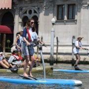 Hobie Eclipse through Venice Canals