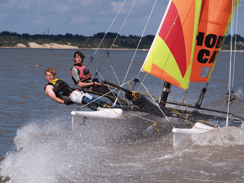 Hobie Sailing for beginners